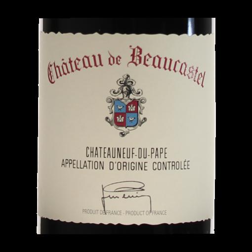 ChateauBeaucasteletiquette