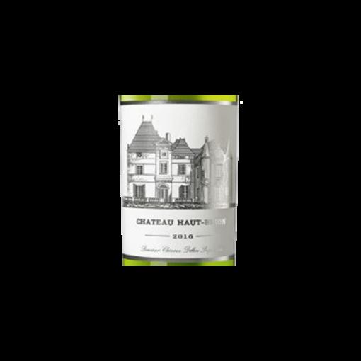 Chateau Haut-Brion Blanc 2016 etiquette
