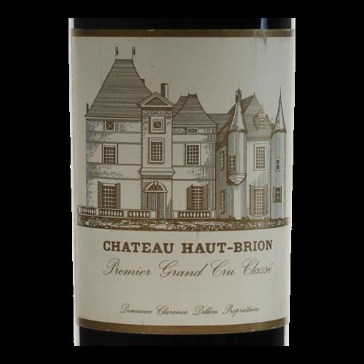 ChateauHaut BrionMillesimeetiquette