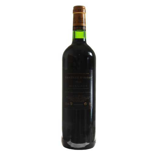 Chateau d Issan Margaux  dos