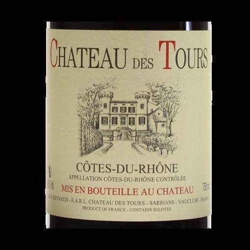 ChateaudesToursetiquette