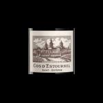 Cosd'EstournelSaint EstepheMillesimeetiquette
