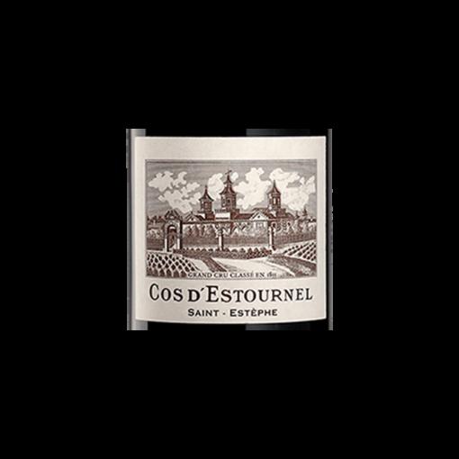 Cos d'Estournel Saint-Estephe Millesime etiquette