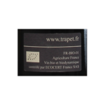 Gevrey Chambertin Domaine Trapet 2015 etiquette dos