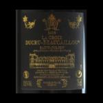 La Croix Ducru Beaucaillou Saint-Julien 2015 etiquette dos
