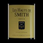 Les Hauts de Smith 2015 etiquette