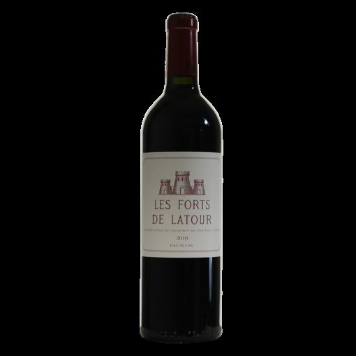 Pauillac les forts de Latour 2010