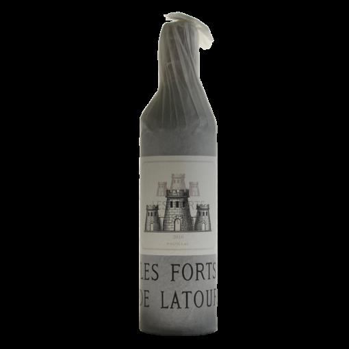 Pauillac les forts de Latour 2010 presentation