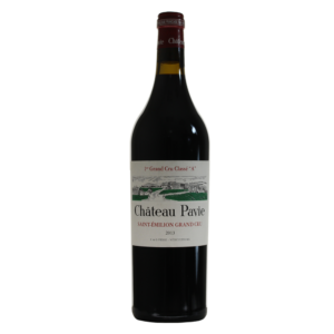 Saint-Emilion Chateau Pavie 2013