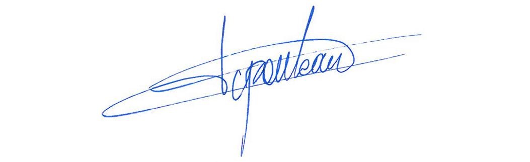 signature jean christophe pouteau