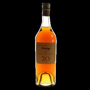 Bas Armagnac Darroze ans bouteille face