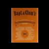 Rhum BaptClems  etiquette boite