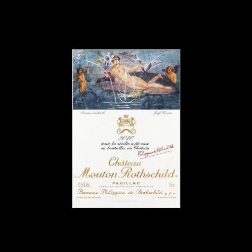 Chateau Mouton Rothschild  e