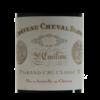 Saint Emilion Cheval Blanc Millesime Etiquette