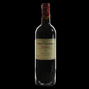 Pomerol-Chateau-Haut-tropchaud-2013-bouteille